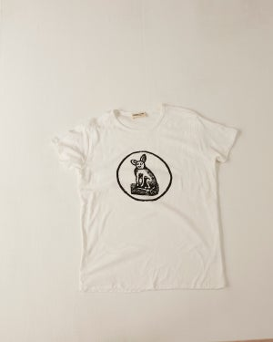 Image of Workhouse Summer t-shirt - Rabbit Face £45.00