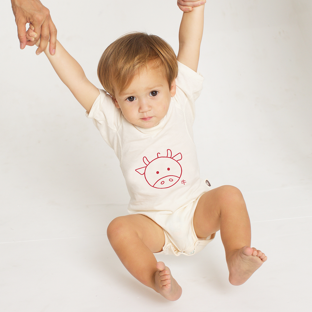 Image of Hold Me Bodysuit SS . Year of the Ox