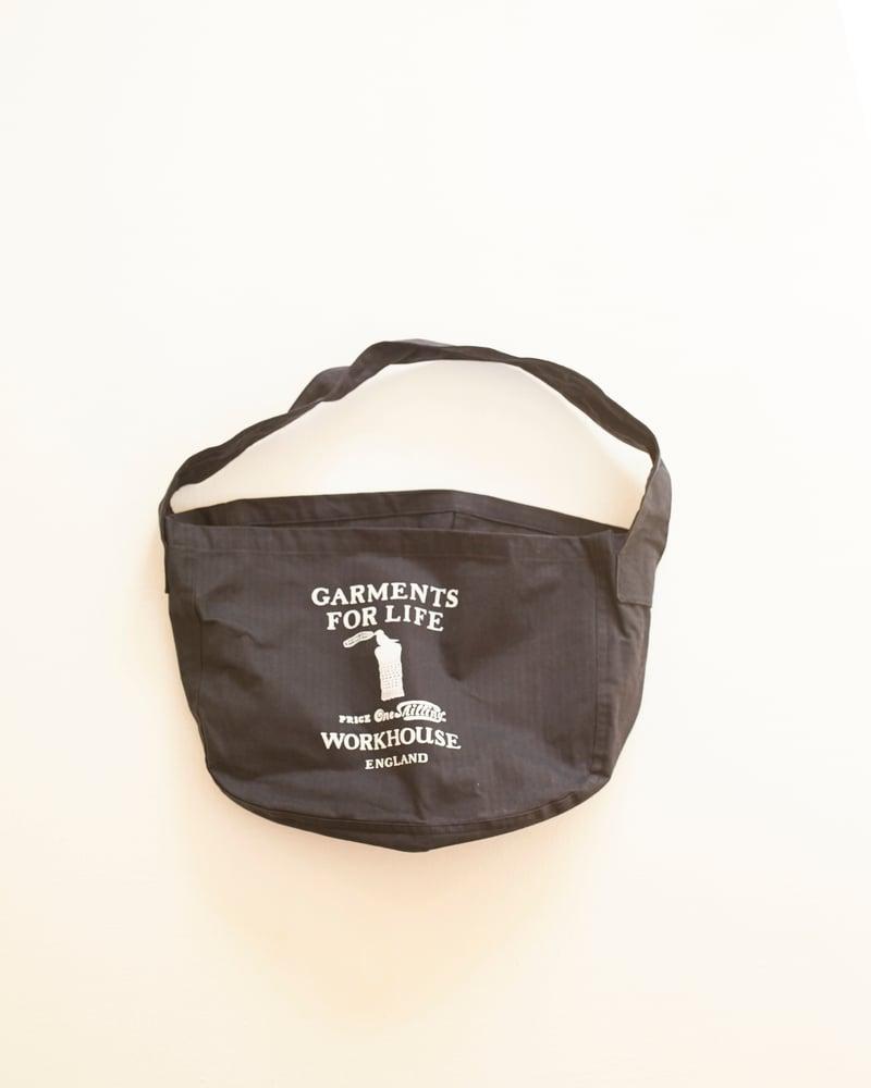 Image of Saddle Bag - Dark Navy