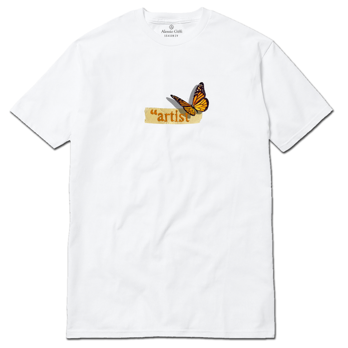 Image of BUTTERFLY SCOTCH Tee