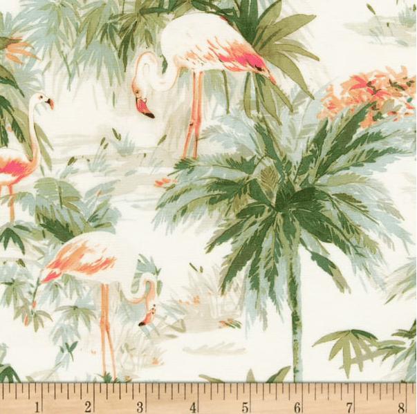 Image of Flamingo Paradise Vintage Shade