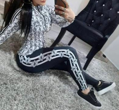 Image of Adidas 2 Pc Tracksuit