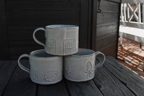 Image of Coffee cups, Batch 1