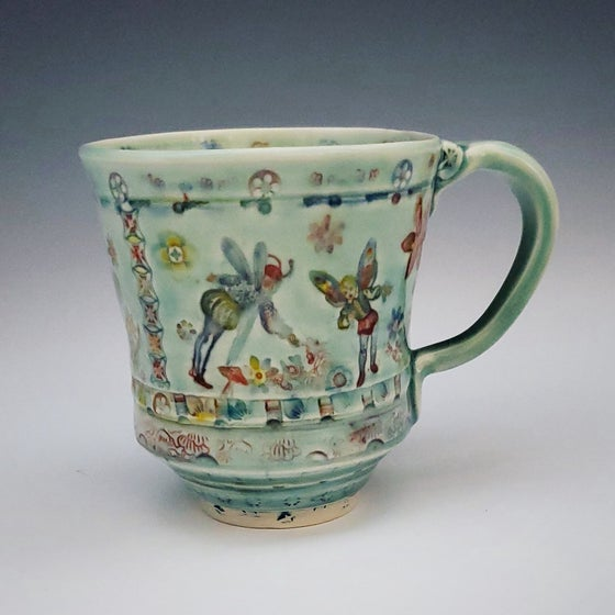 Image of Fairy Garden Mug