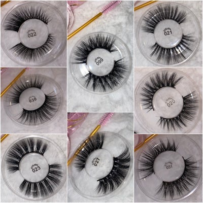 Image of 3D Mink Lashes 🏰