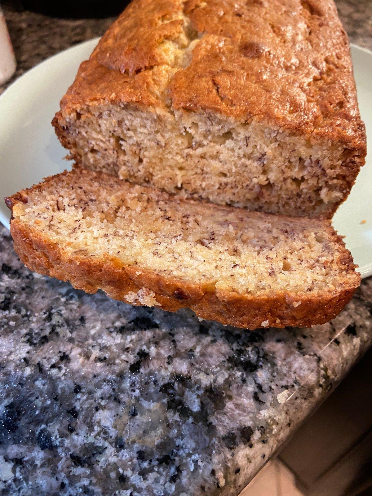 Image of Banana Bread -1 (9x5) Loaf