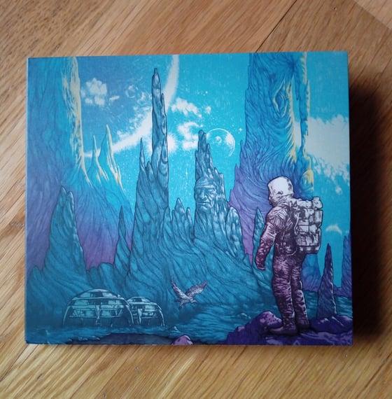 Image of Yuri Gagarin Digipak CD