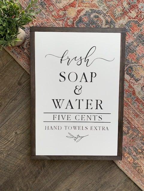 Image of Fresh Soap