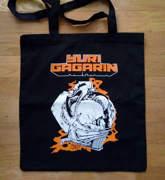 Image of Black Necronaut Tote Bag
