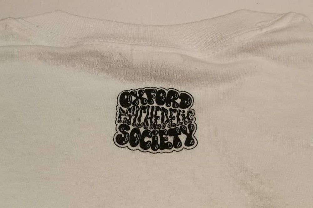 Image of OPS Dr. Rabbit T-shirt white