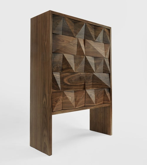 Image of FACET TALL CABINET