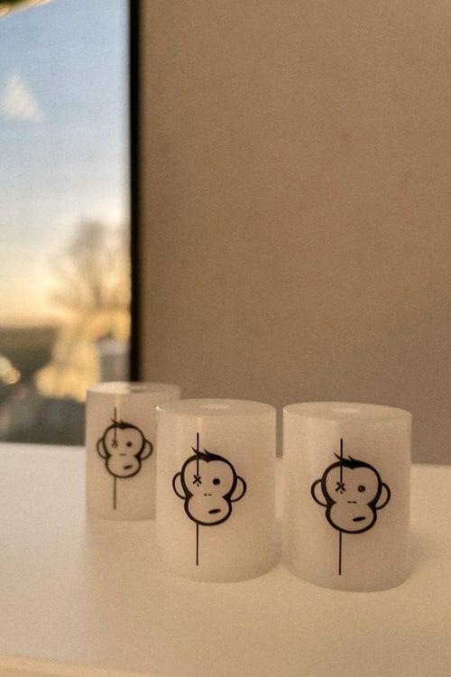 Image of Monkey Climber x Roncus hangers I Various Ltd. ed. models