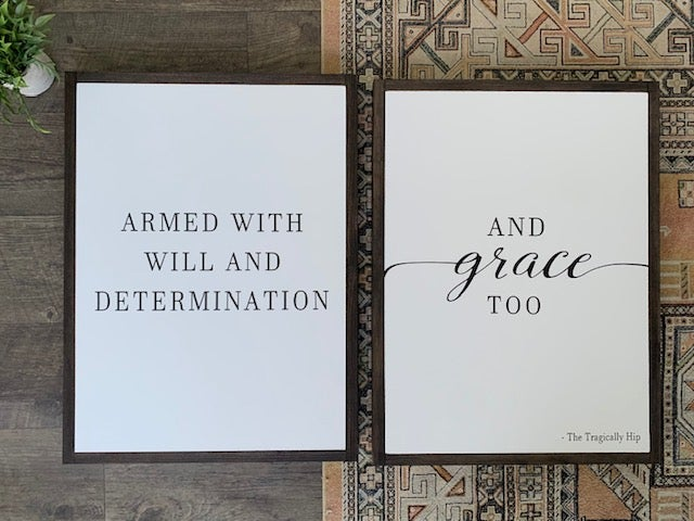 Image of And Grace Too