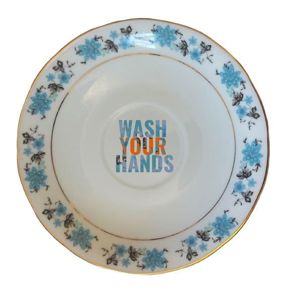 Image of Grannys set - Wash your hands (ref. 3b)