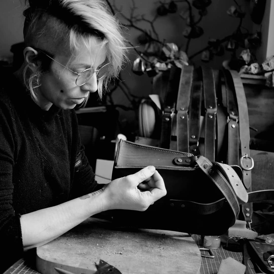 Image of Two-Day Traditional Leather Crafting Workshop: 14th & 15th January
