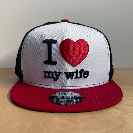 Image of I Heart my Wife - 9Fifty Snap-back