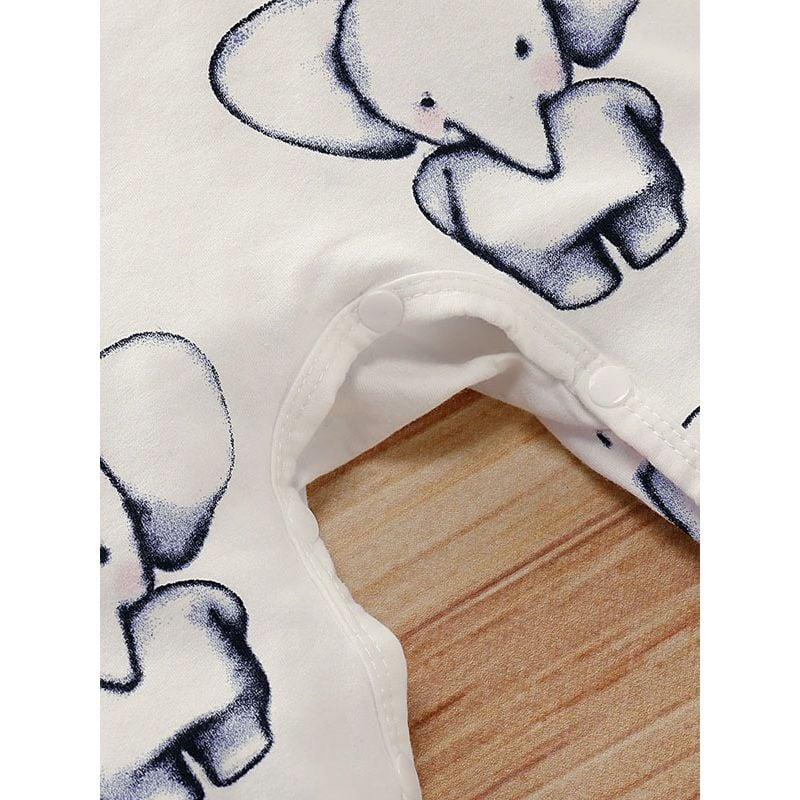 Elephant-eh Jumpsuit