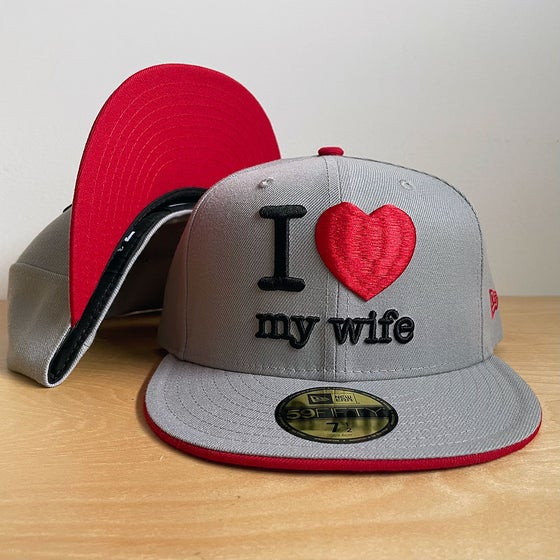 Image of I Heart My Wife - 59Fifty Fitted