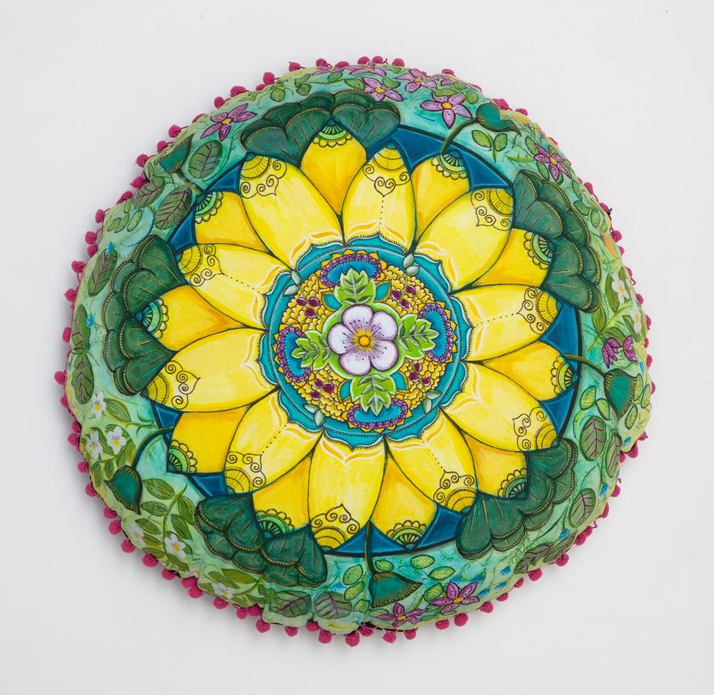 """Image of """"Spiritual Restoration""""- Yellow Lotus"""
