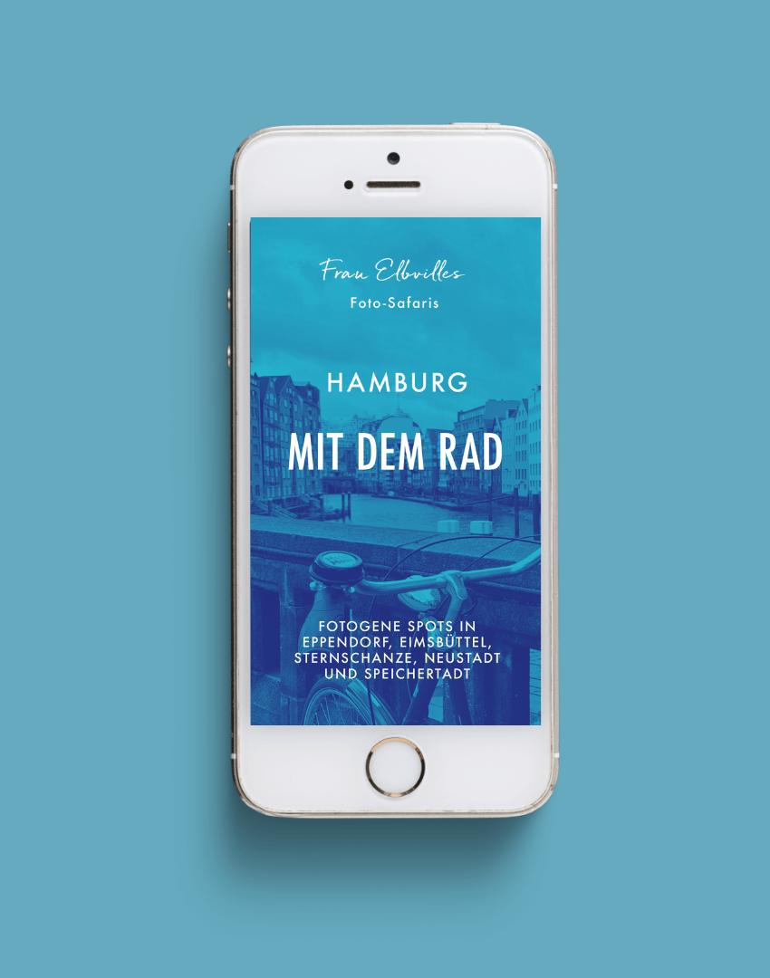 """Foto-Guide """"Hamburg mit dem Rad"""""""