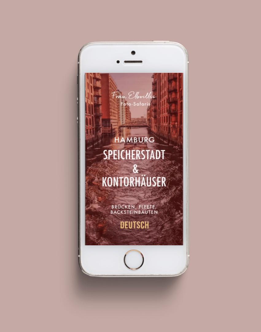 """Foto-Guide """"Speicherstadt & Kontorhäuser"""""""