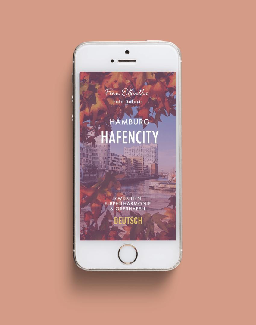 "Foto-Guide ""HafenCity"""