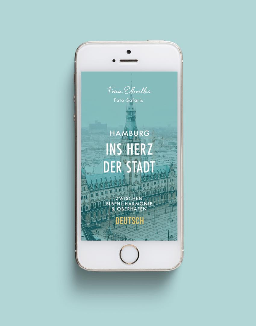 """Foto-Guide """"Ins Herz der Stadt"""""""