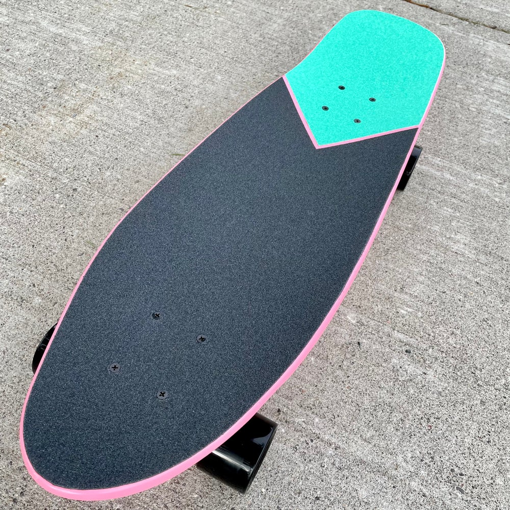 Image of Pink & Turquoise Cruiser Complete