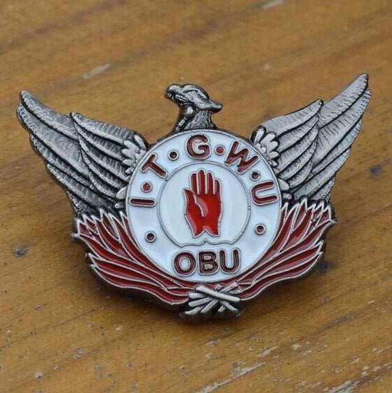 Image of ITGWU Pin