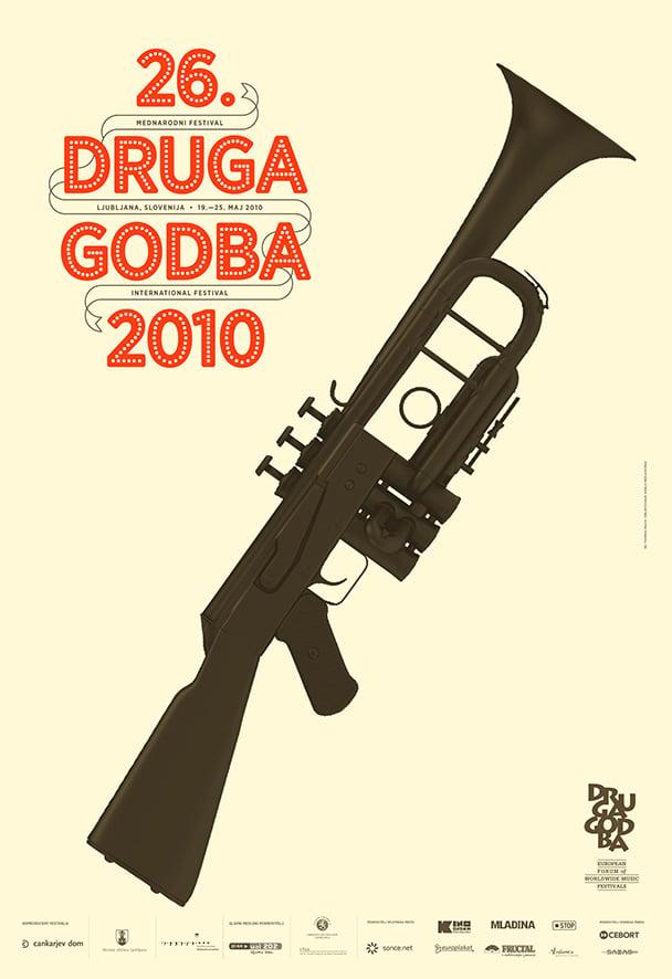 #MiDelamoDogodke 26. mednarodni festival Druga godba