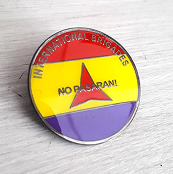 Image of Spanish Republic Badge