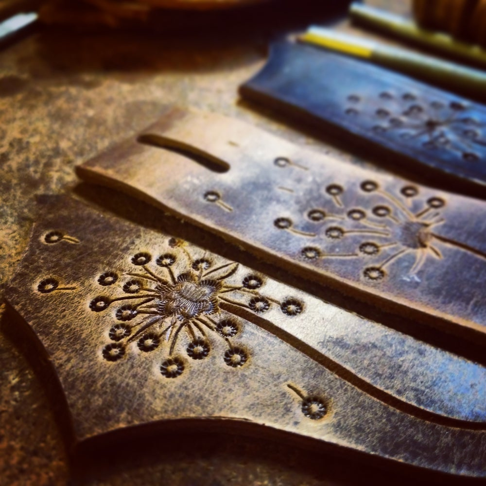 Image of Two Day Traditional Leather Crafting Course: 11th & 12th September