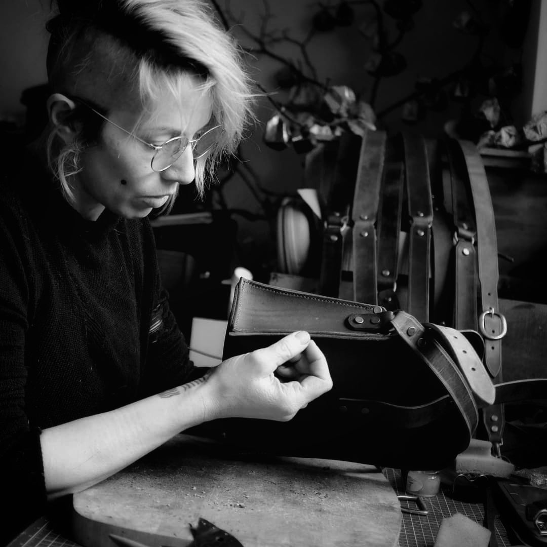 Image of Two-Day Introduction to Leather Crafting Course: 13th & 14th November