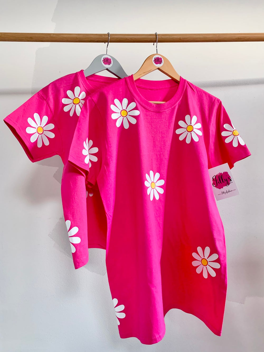 oops a daisy tee - child