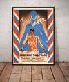 Princess Tam Tam | Koppel | 1935 | Wall Art Print | Movie Poster