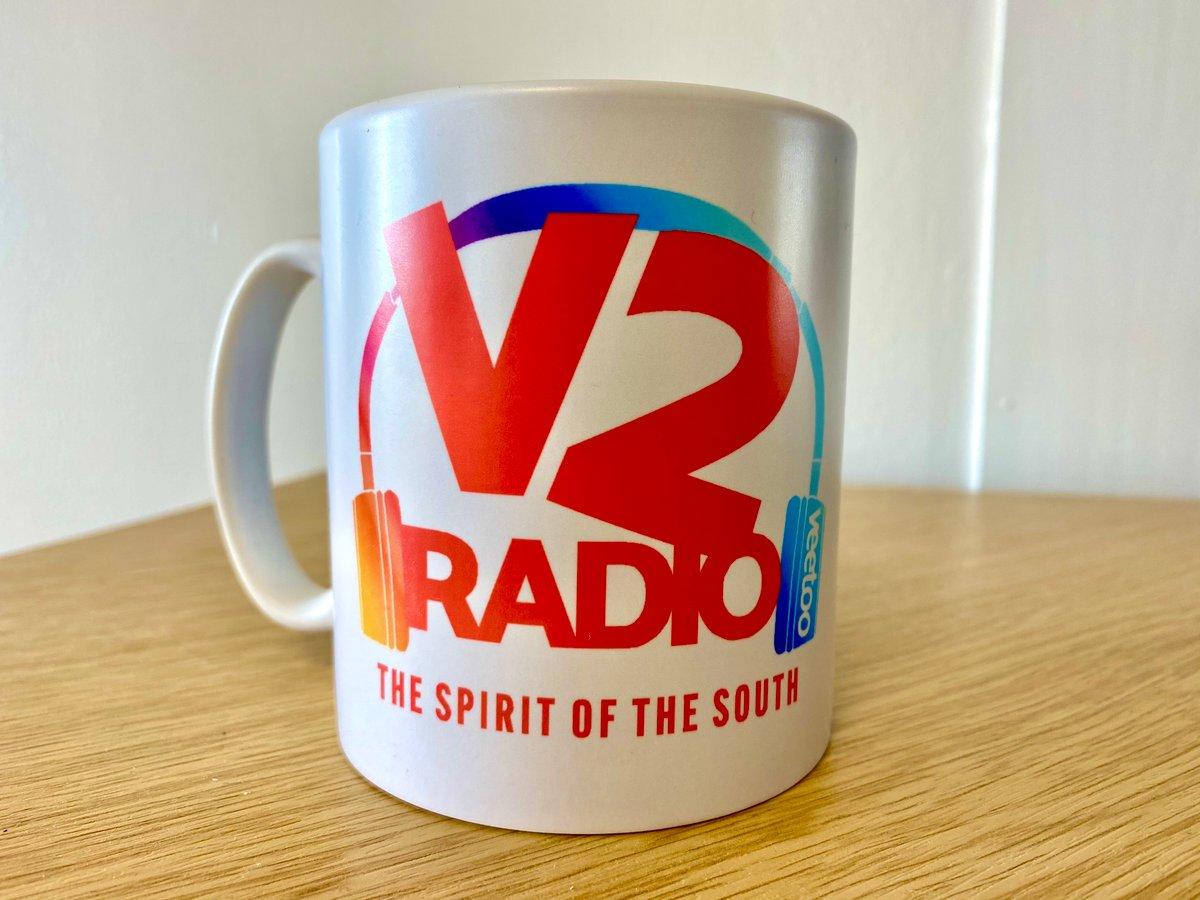 Image of V2 Radio Mug
