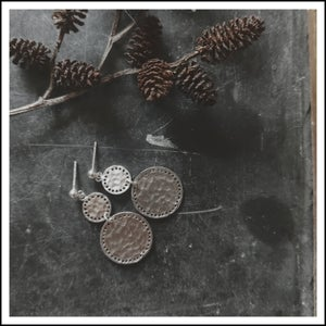 Image of Ethereal Mist studs