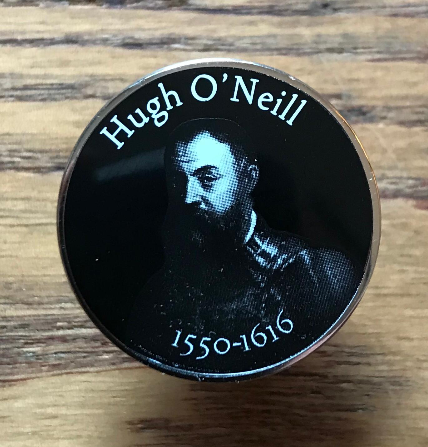 Image of Hugh O'Neill Pin