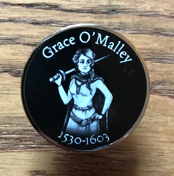 Image of Grace O'Malley Pin