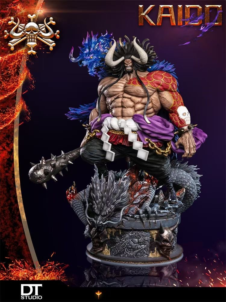 Image of [Pre-Order] One Piece Dt Studio Kaido Resin Statue