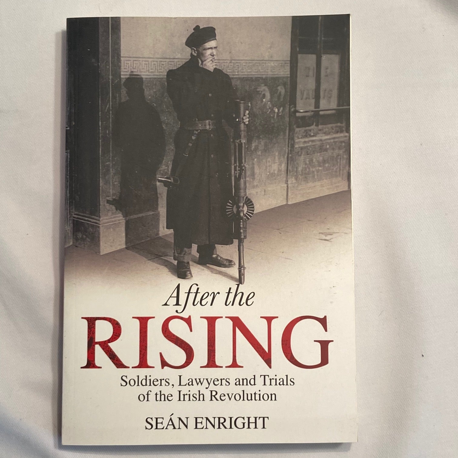 Image of After the Rising: Soldiers Lawyers and trials of the irish revolution
