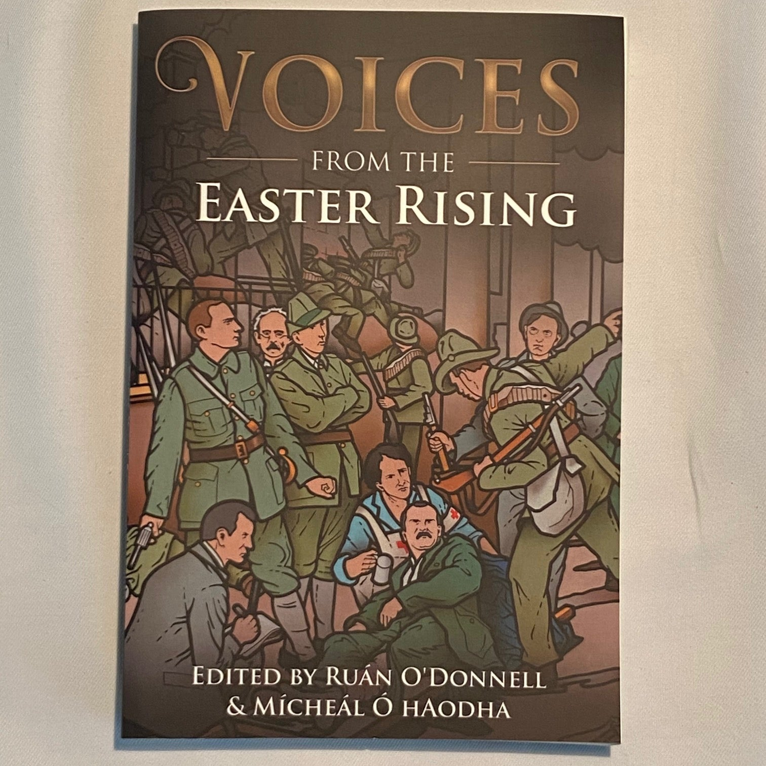 Image of Voices from the Easter Rising