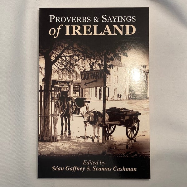 Image of Proverbs and Sayings of Ireland
