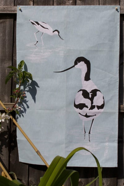 Image of Avocet Tea Towel
