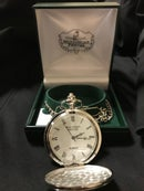 Image 3 of Constance Markievicz Pewter Pocket Watch