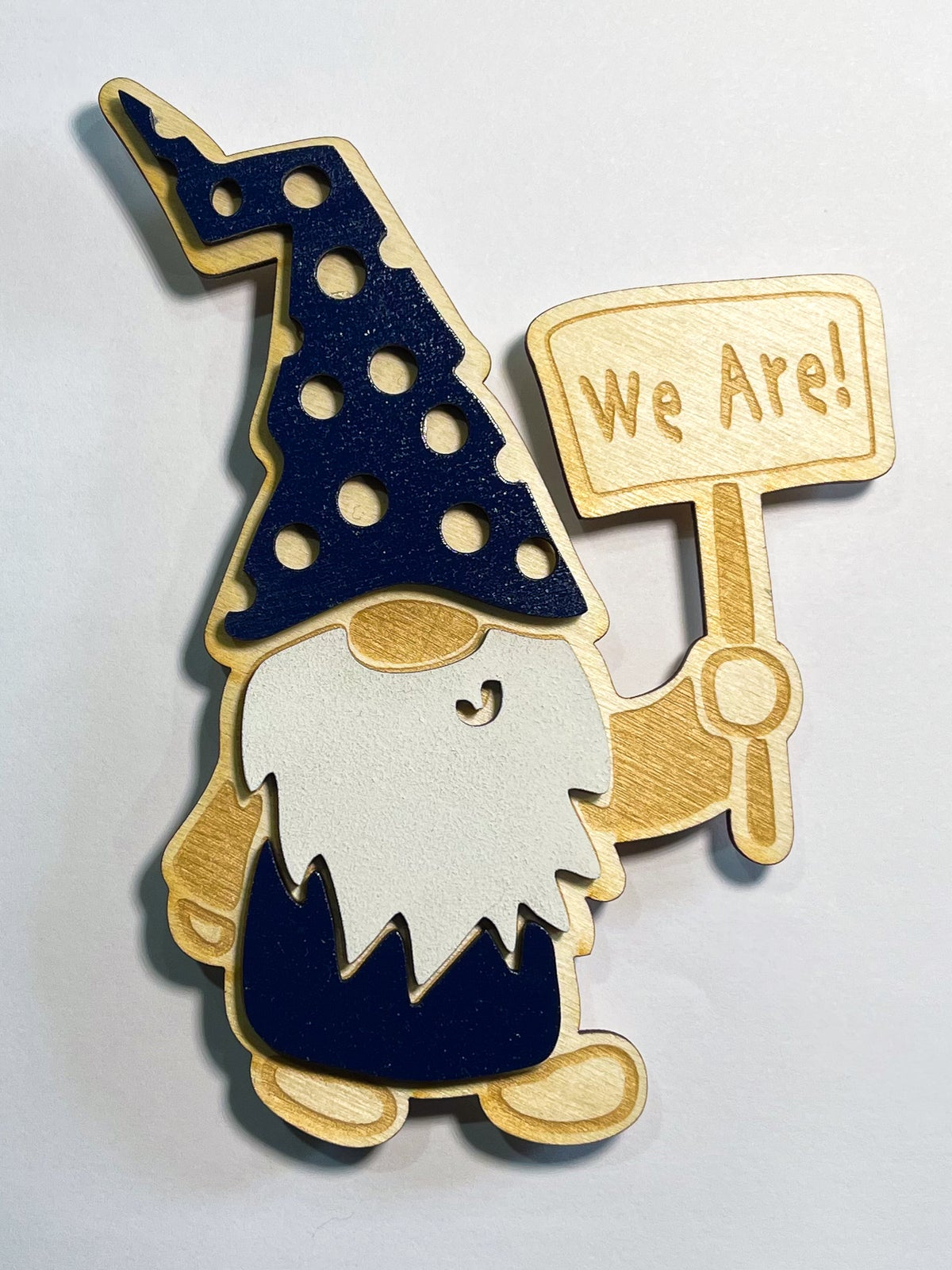 Image of We Are Gnome Magnet