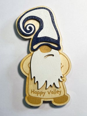 Image of Happy Valley Gnome Magnet
