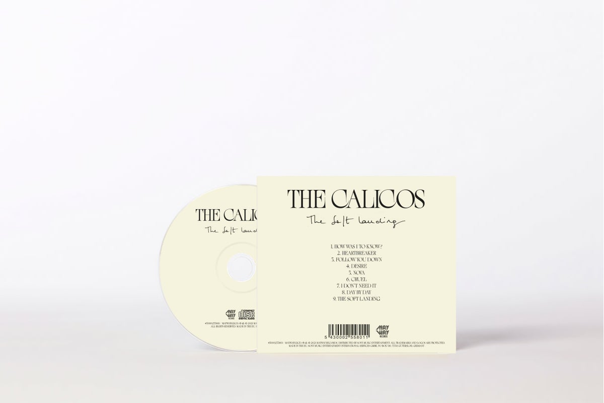 Image of The Calicos / The Soft Landing (CD) - PRE-ORDER