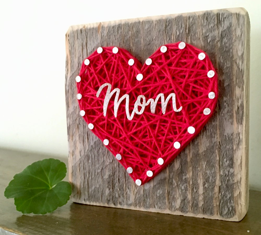 Image of Mom Heart block