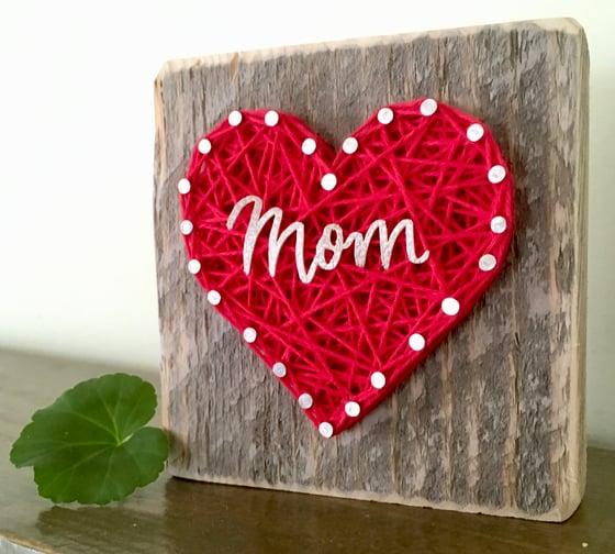 Image of Mom Heart block